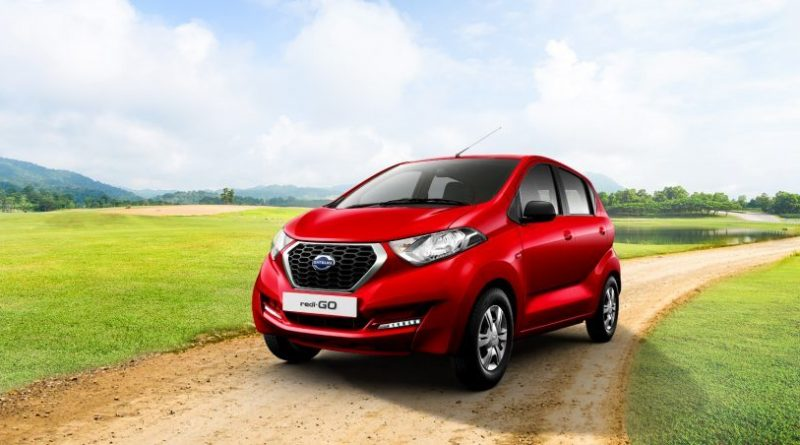 Datsun RediGo Fully Loaded At Just 15.85 Lakhs Only In ...