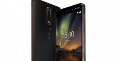 Nokia 6 (2018) launched in Nepal