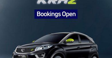Tata Nexon KRAZ, Bookings Open!