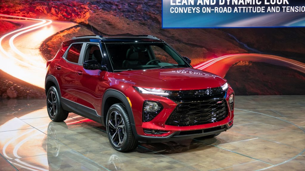 Chevrolet allures the 2019 LA Auto Show with the new ...