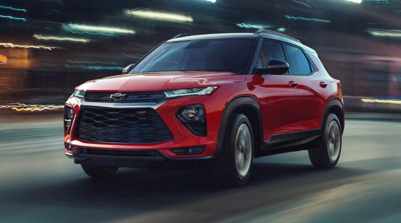 Chevrolet allures the 2019 LA Auto Show with the new Trailblazer