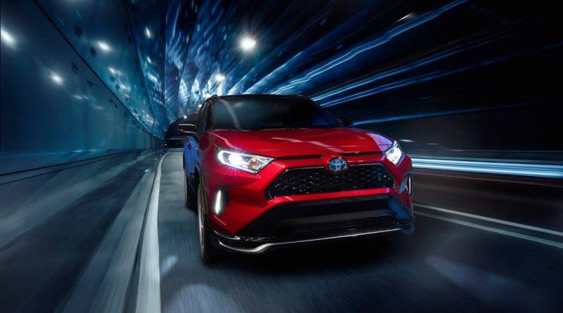 Toyota unveils new- gen RAV4 Prime and Mirai for 2019 LA Auto Show