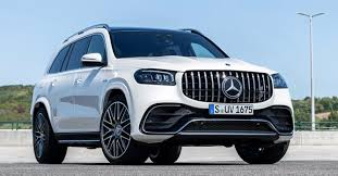 Mercedes has unveiled all new Mercedes – AMG GLS 63 4MATIC+ SUV