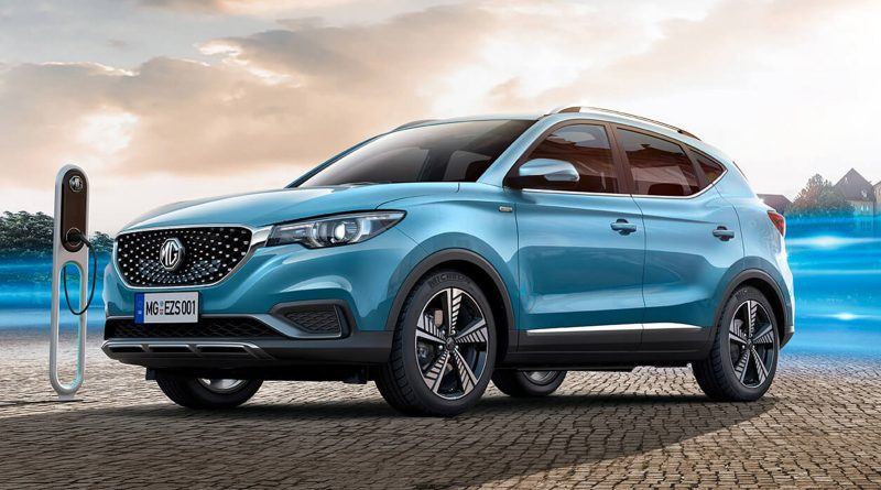 MG ZS EV sooner to be launched in Nepal