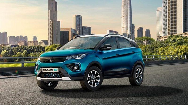 NEXON EV launches in India