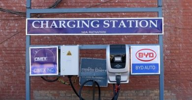 E-Charging Stations in Nepal on its way!