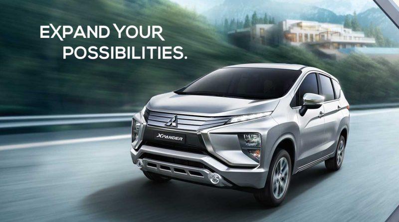 Mitsubishi Xpander soon to launch in Nepal