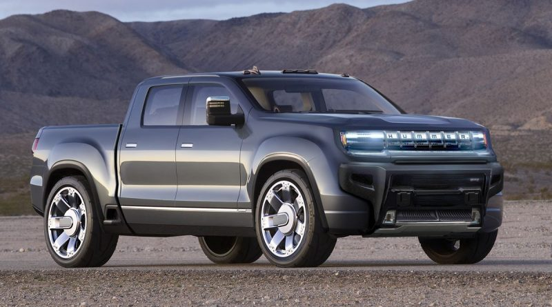 Hummer EV to be unveiled in the fall of 2020