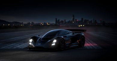 CZinger unveils 1,250 PS of  powered Hypercar