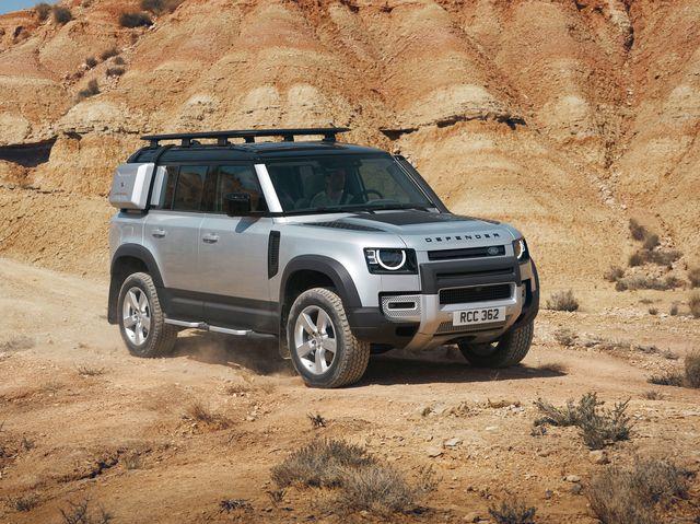 Jaguar Land Rover India reveals price of 2020 Defender ...