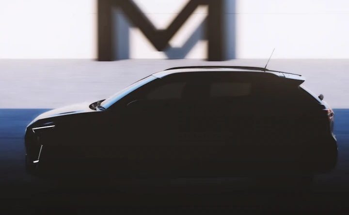 Nissan Magnite teased on a recent global product portfolio video