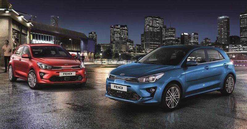 Kia Motors announces upgrade to the fourth gen Kia Rio