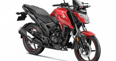 New BS-6 Honda X-Blade launches in India & gets a hike in price