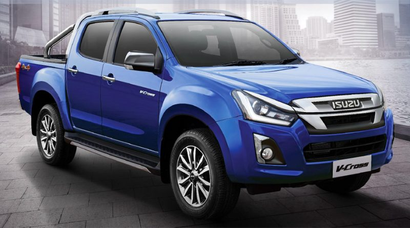 2020 ISUZU V-Cross launches in Nepal at the price of Rs 70.90 lakhs