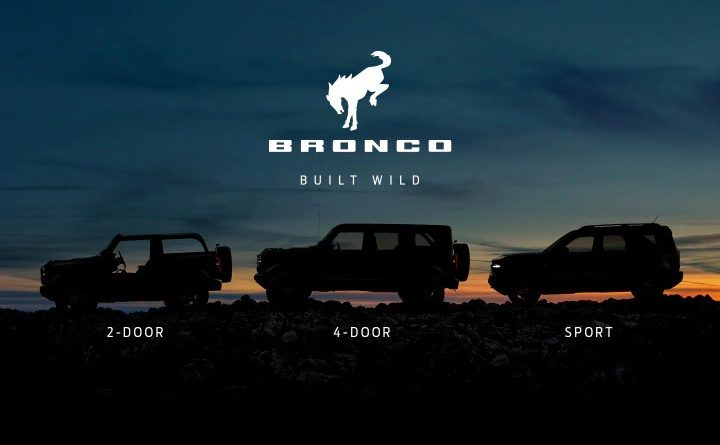 Ford Bronco to make it's Comeback