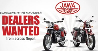 JAWA Motorcycles seeking out for dealers across Nepal
