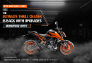 Booking opens for BS-6 KTM Duke 200 in Nepal