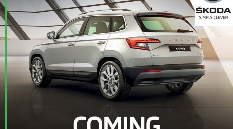 SKODA is ready to launch a new SUV, Check it out