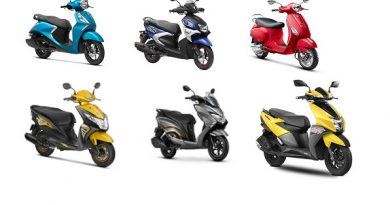 Planning to purchase a 125cc ranged scooter this Dashain, here's a pick list for you