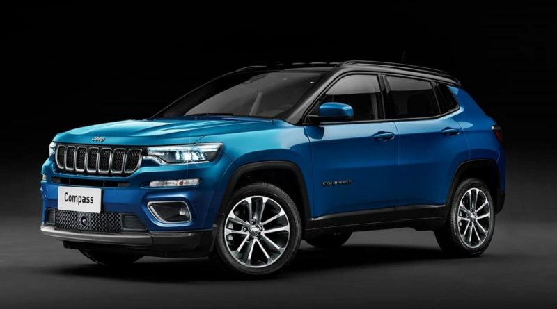 2021 Jeep Compass in nepal