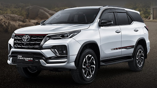 2021 Toyota Fortuner launch in nepal