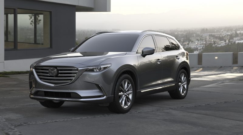 Mazda CX 9 has Entered Nepal; Pre-Booking Available