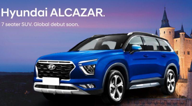 Hyundai Alcazar launch in India