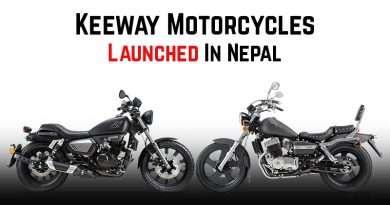 Two Keeway Motorcycle Launch in Nepal: Price Revealed!
