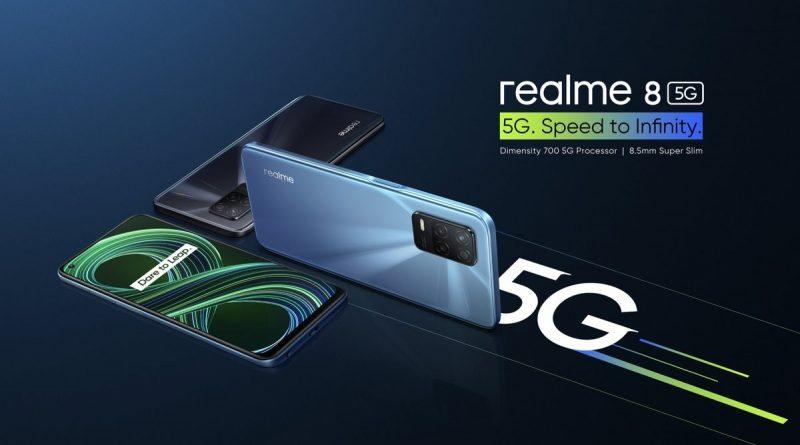 Realme 8 5G price in Nepal