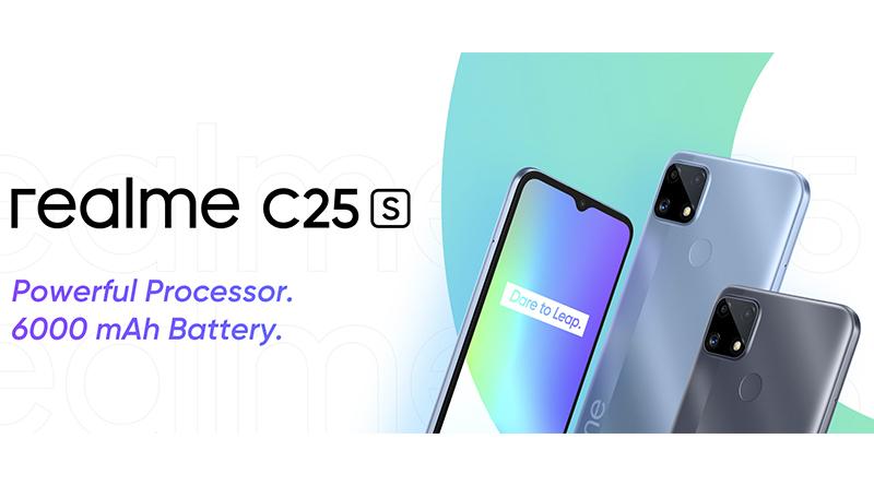 realme c25s price in neapl