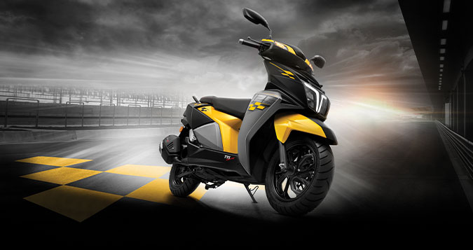 BS6 TVS Ntorq 125 Race Edition launched in Nepal | Price and specifications