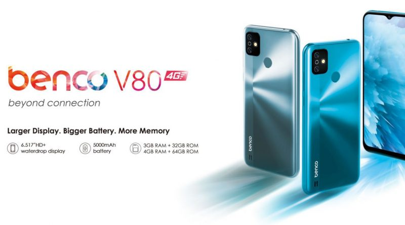 Benco V80 is now available in Nepal | Price and specifications