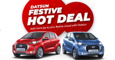 'Datsun Festive Hot Deal' announced