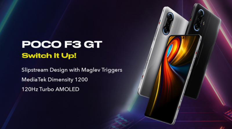 Poco F3 GT launched in Nepal | Price and specifications