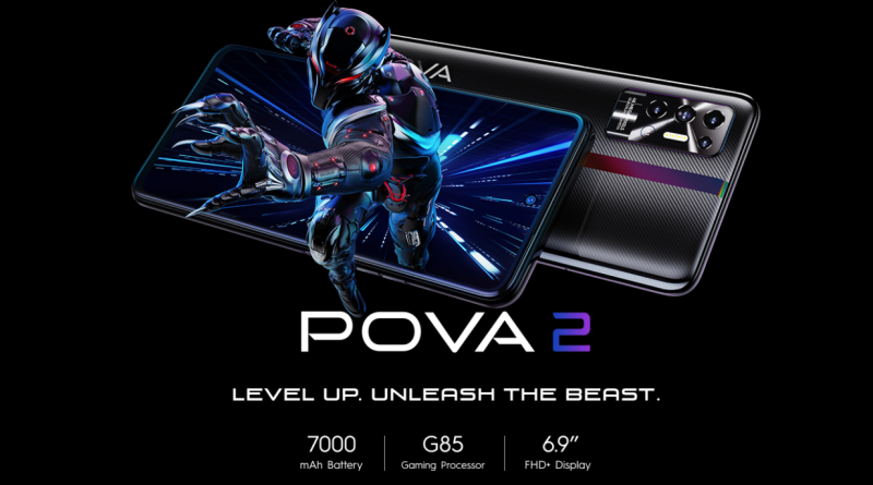 Tecno Pova 2 launched in Nepal | Price and specifications
