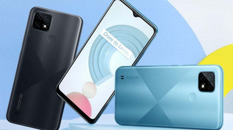 Realme C21 launched in Nepal | Price and specifications